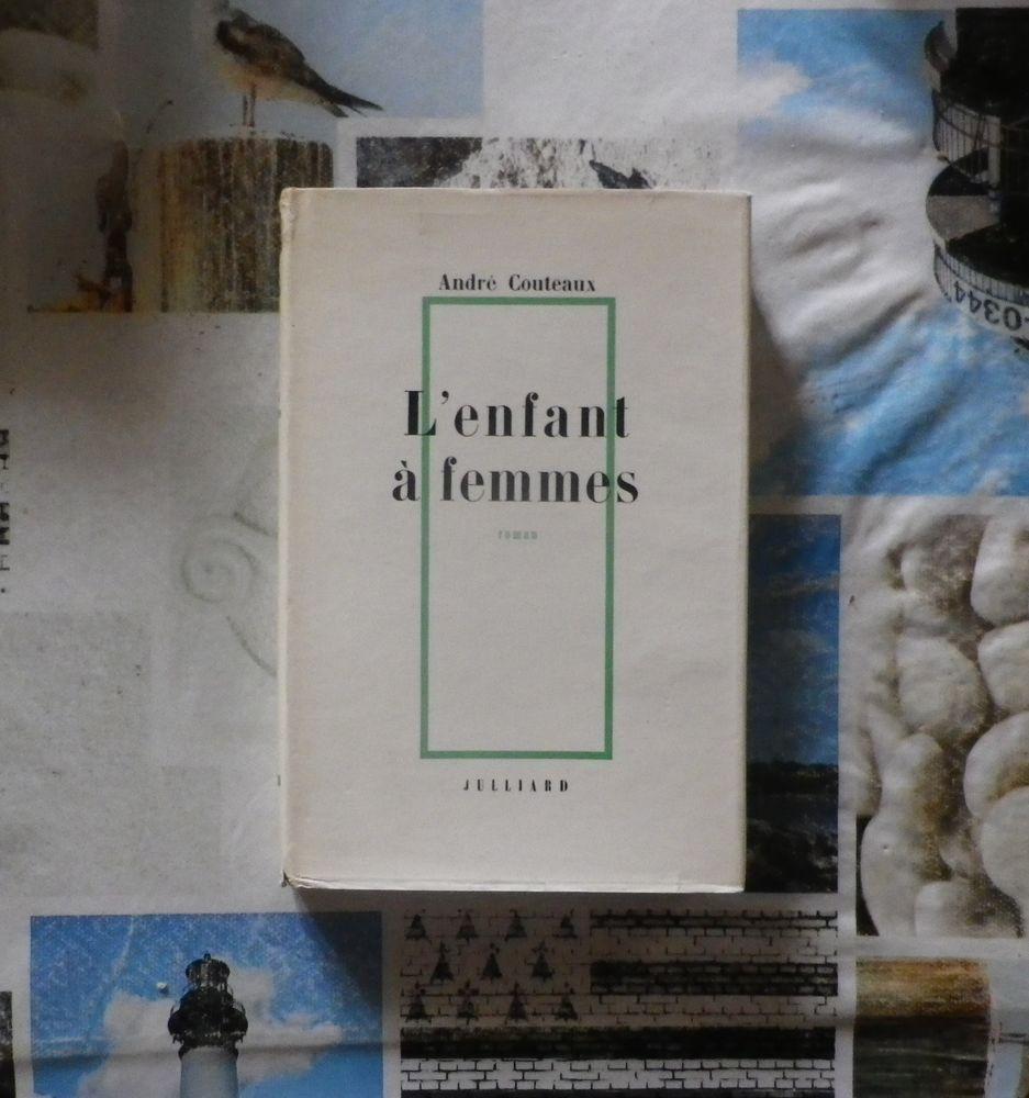L'ENFANT A FEMMES de André COUTEAUX Ed. Julliard 4 Bubry (56)