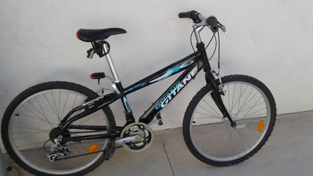 Vtt enfant 8/12 ans marque GITANES Vélos