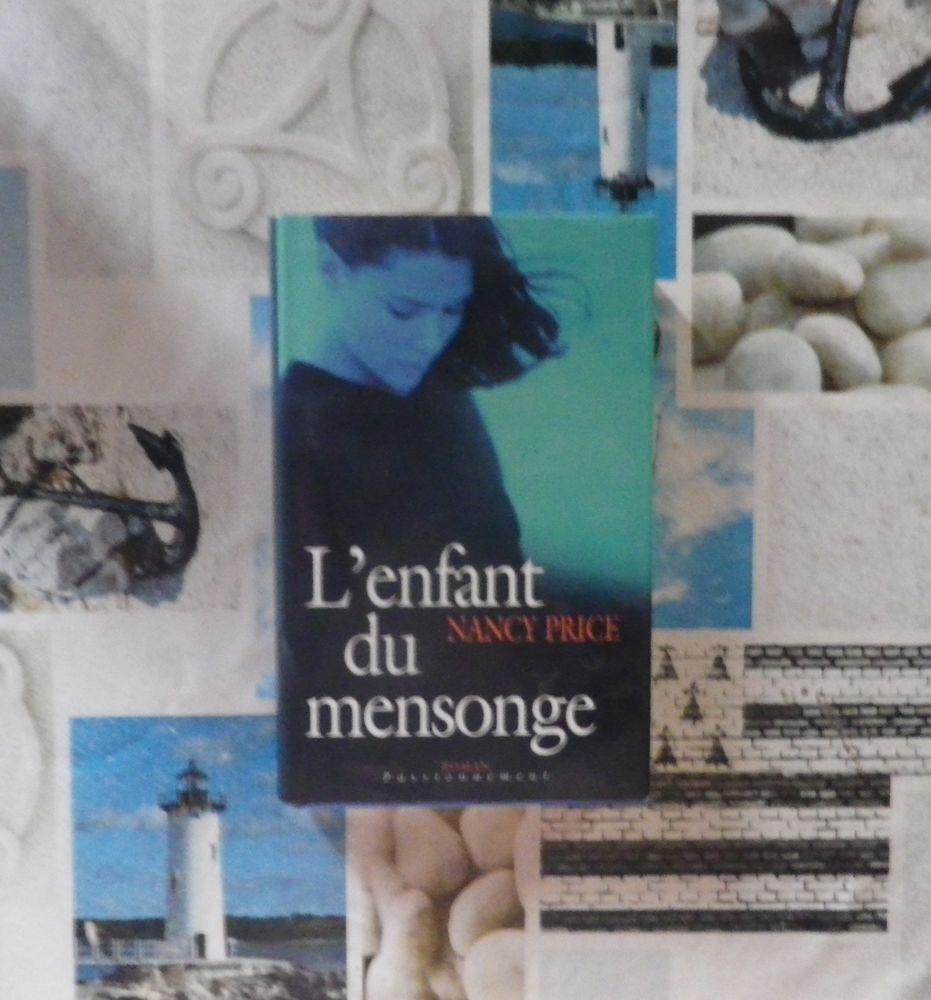 L'ENFANT DU MENSONGE de Nancy PRICE Ed. France Loisirs 4 Bubry (56)