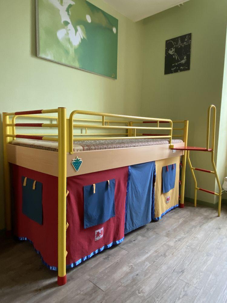 Lit enfant et pré-ado et meuble de rangement 400 Clermont-Ferrand (63)