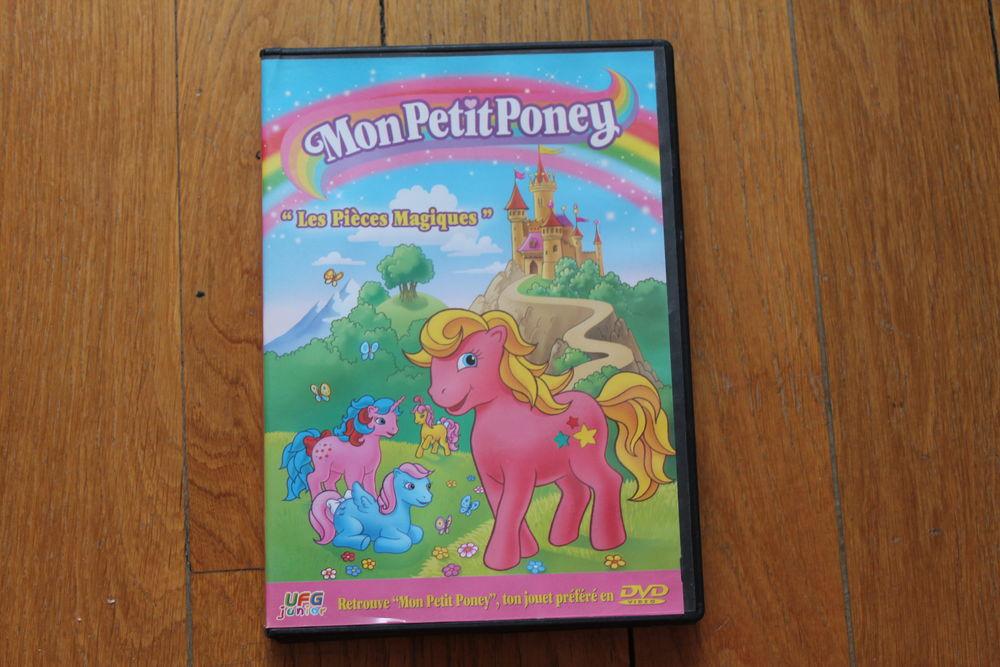 DVD ENFANT  MON PETIT PONEY LES PIECES MAGIQUES 5 Dijon (21)