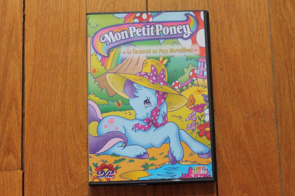 DVD ENFANT, MON PETIT PONEY LE CARNAVAL AU PAYS MERVEILLEUX 5 Dijon (21)