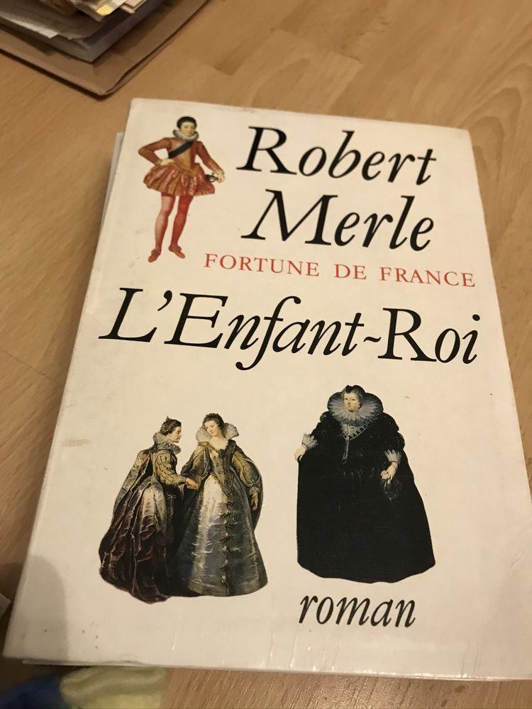L ENFANT ROI  de Robert Merle 5 Saint-Genis-Laval (69)