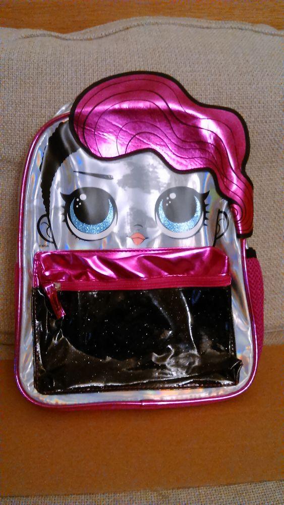sac à dos L.O.L 3D enfant 16 Lunel (34)