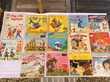 Enfantina disques vinyles et livres disques 14 volumes 45 T CD et vinyles