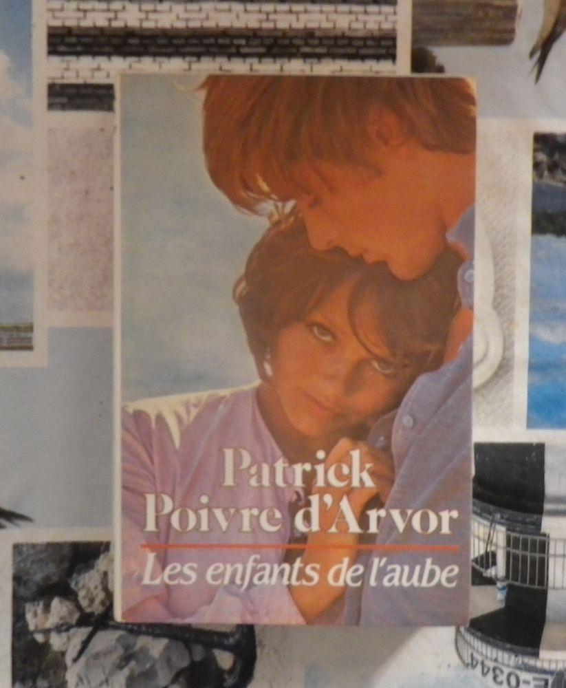 LES ENFANTS DE L'AUBE de Patrick POIVRE D'ARVOR France Loisi 3 Bubry (56)