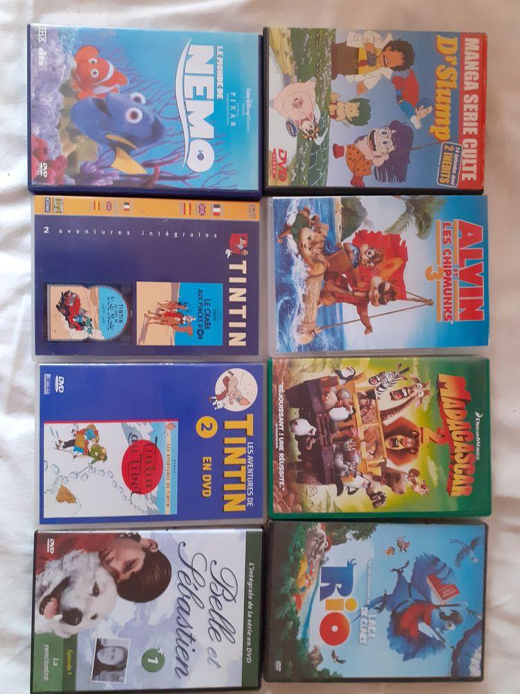 DVD enfants et autres 2 Nantes (44)