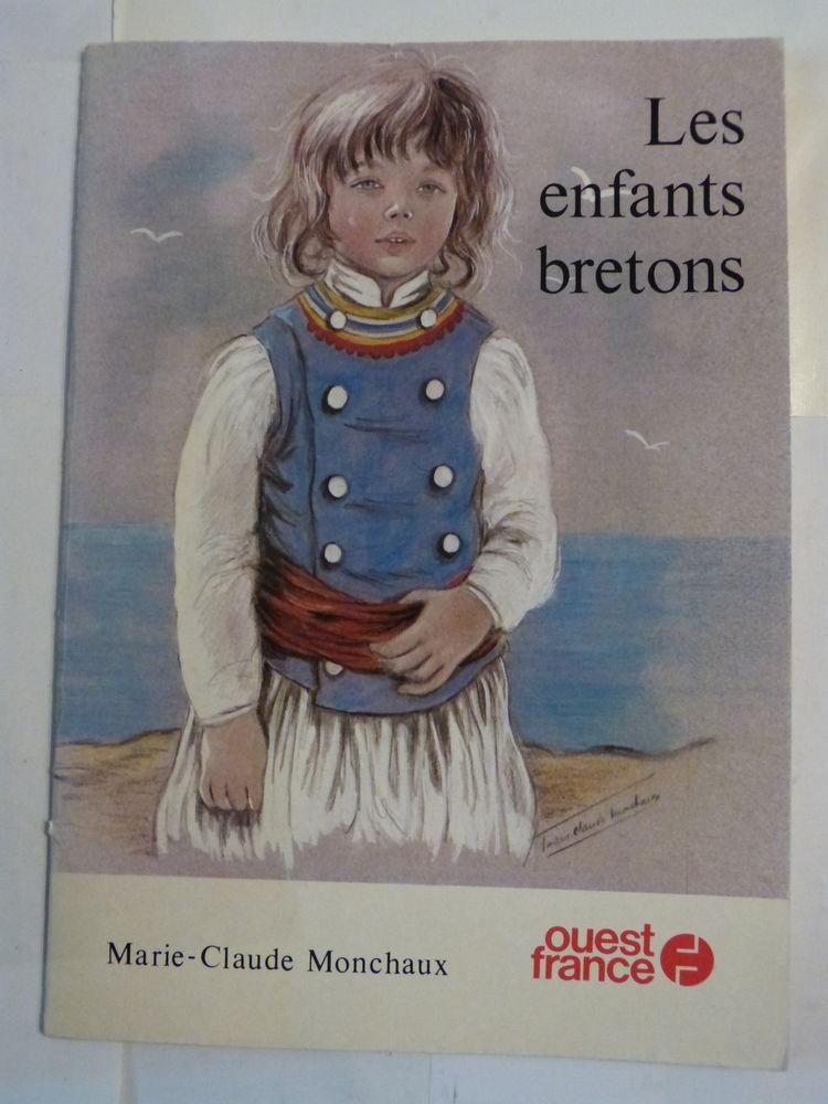 LES ENFANTS BRETONS  par  MARIE CLAUDE MONCHAUX 5 Brest (29)