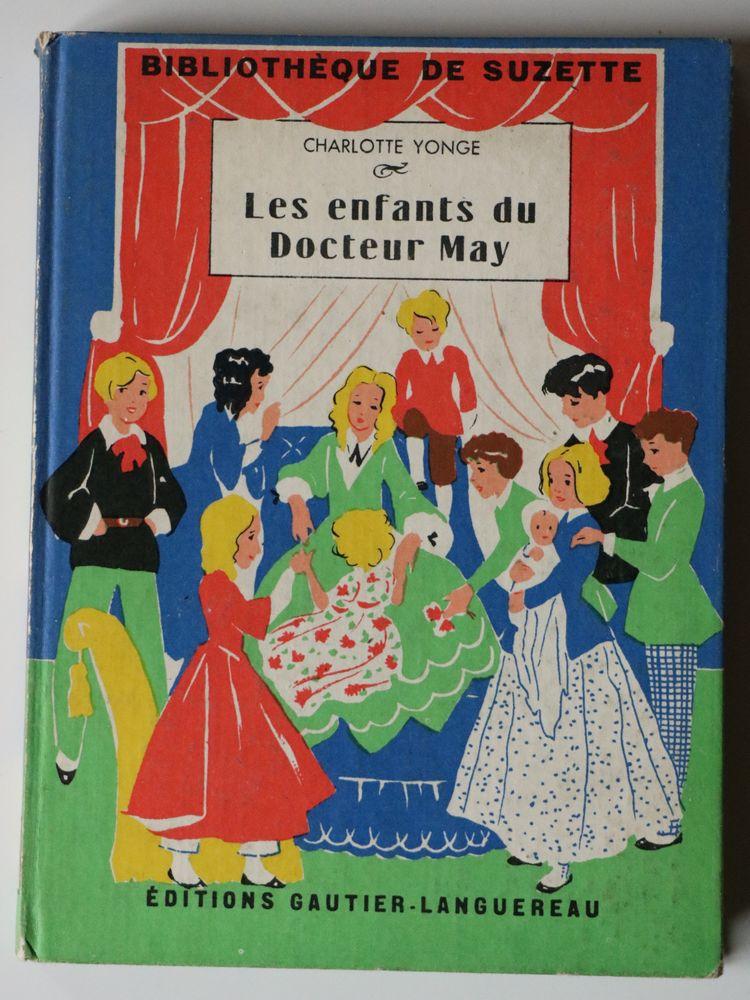 les enfants du docteur May  de Charlotte Yonge 10 Paris 11 (75)