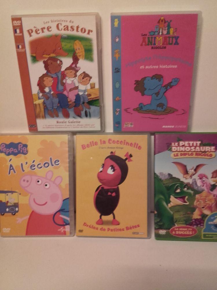 5 DVD enfants + 1 offert= 6 10 Taverny (95)