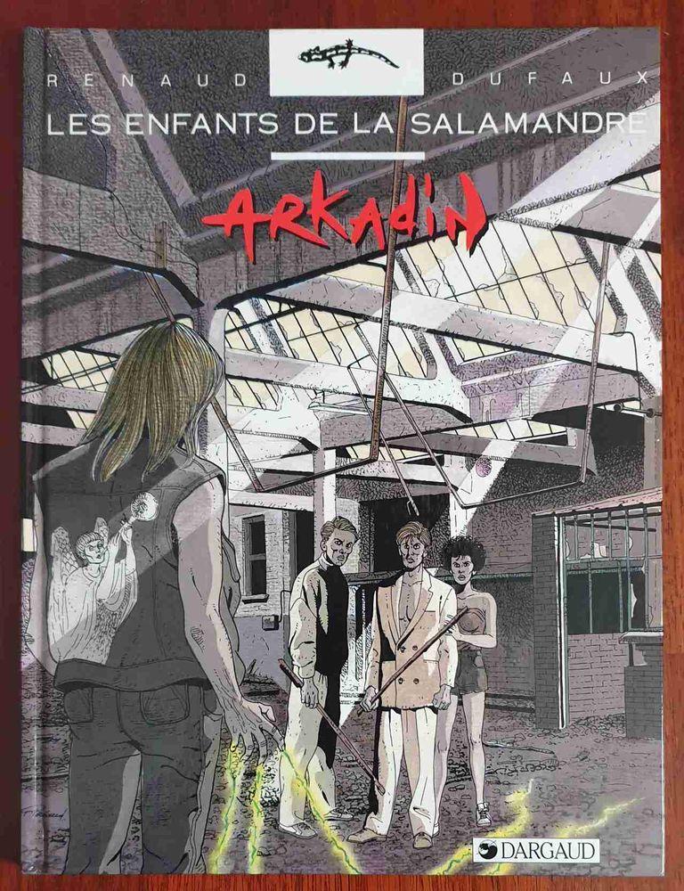 Les Enfants de la Salamandre 6 Croissy-sur-Seine (78)
