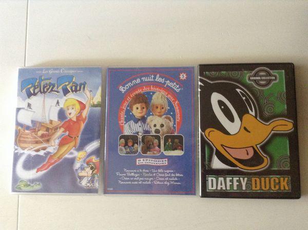 DVD enfants 9 Alès (30)