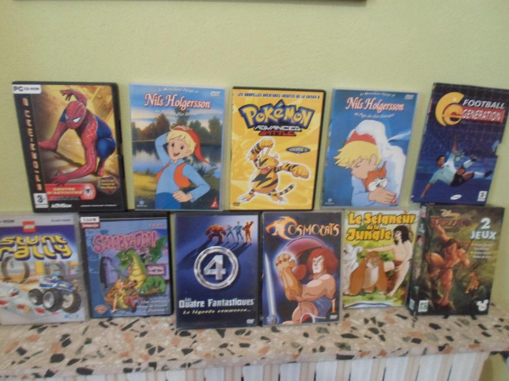 DVD enfants 20 Thourotte (60)