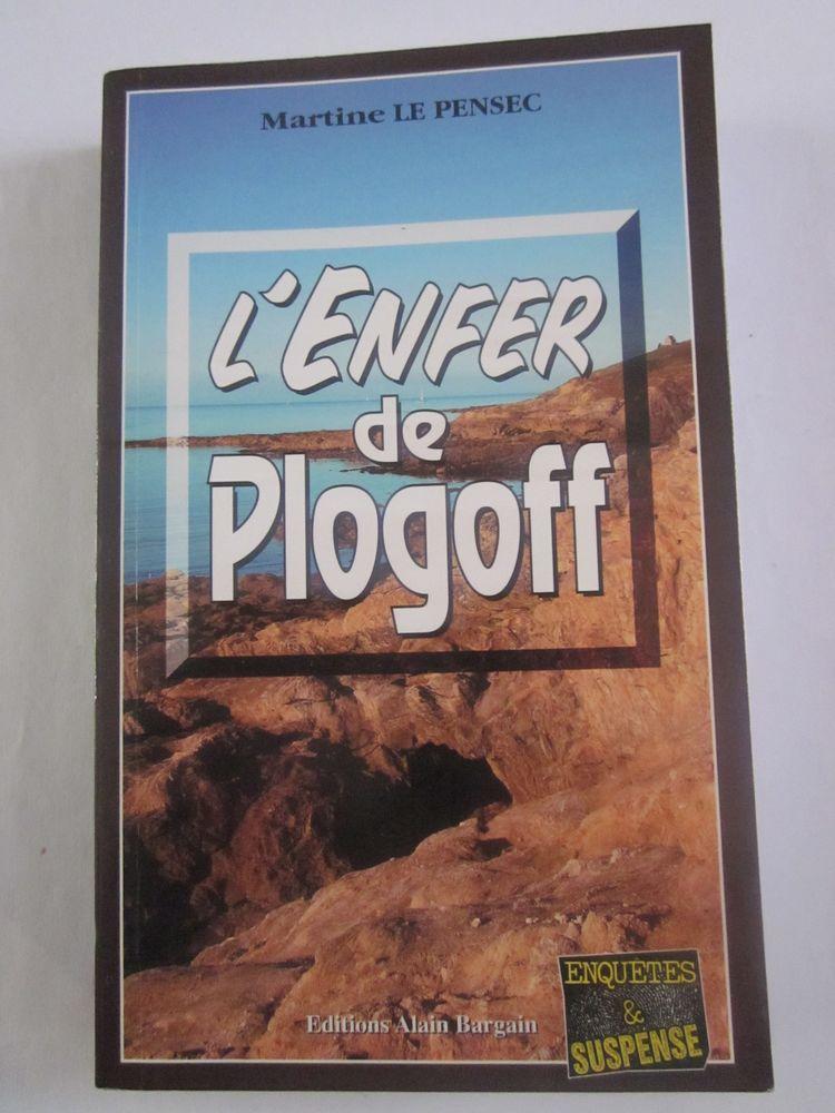 L ENFER DE PLOGOFF policier BRETON BARGAIN Livres et BD