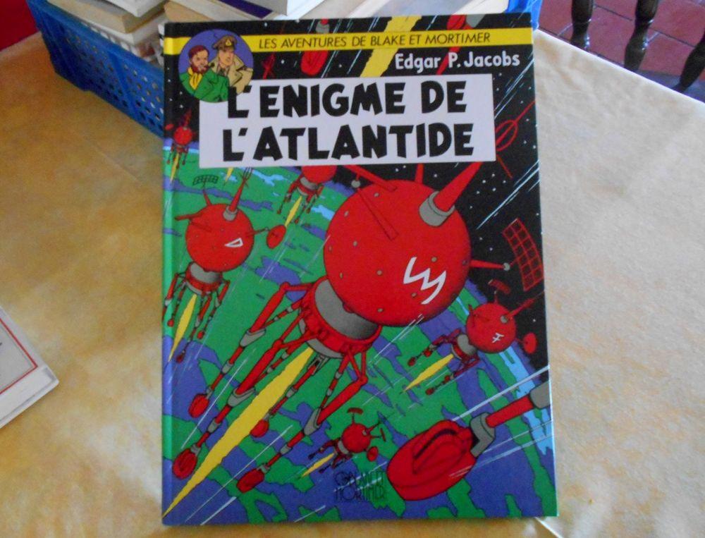 BD l'énigme de l'atlantide Blake et Mortimer (bon état) Livres et BD