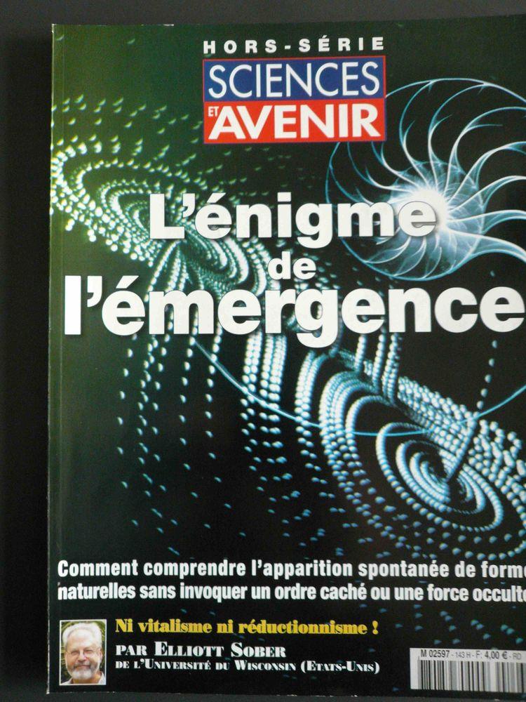 L'énigme de l'émergence, 3 Rennes (35)
