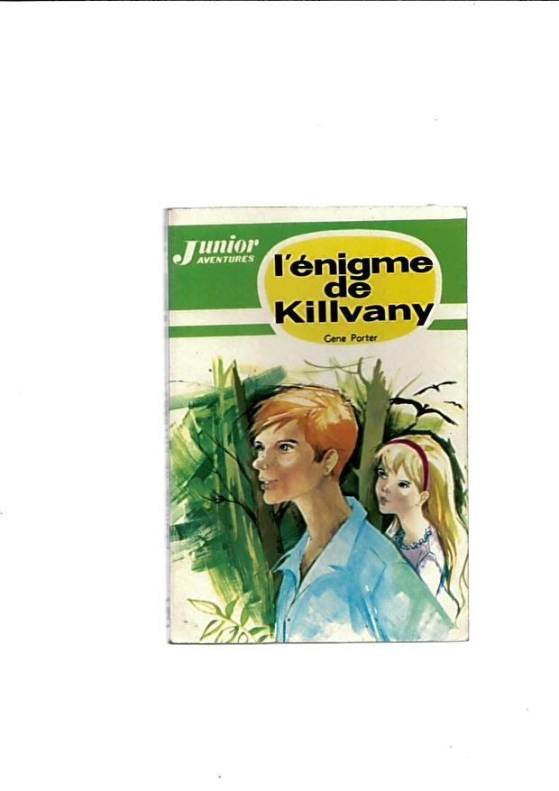 L'enigme De Killvany  n°21 de 1964 2 Saint-Jean-d'Angély (17)