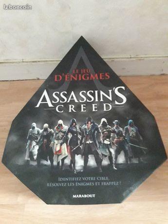 Jeu d'énigmes  Assasin's Creed  25 Angers (49)