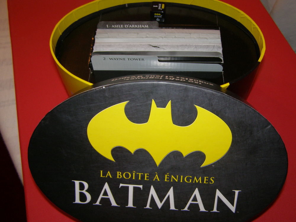 Jeu d'énigmes Batman neuf 5 Sotteville-lès-Rouen (76)