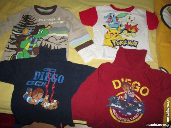 ENORME lot de vêtements garçon de 0 à 5/6 ans 1 Merlimont (62)