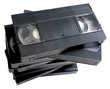 Enregistrements VHS Photos/Video/TV