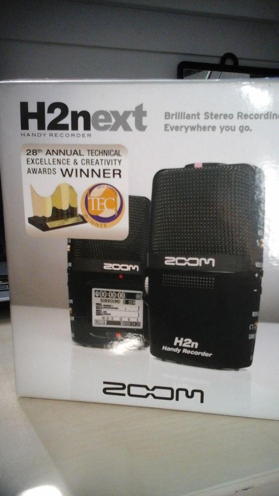 Enregistreur portable, zoom H2n 100 Massy (91)