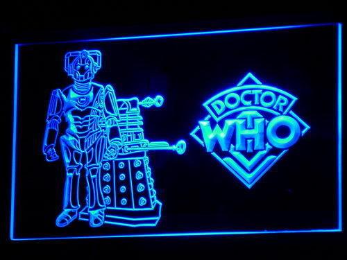 Enseigne lumineuse Doctor Who 40 Nancy (54)