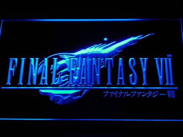 Enseigne lumineuse Final Fantasy 40 Nancy (54)
