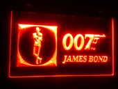 Enseigne lumineuse James Bond 007 40 Nancy (54)