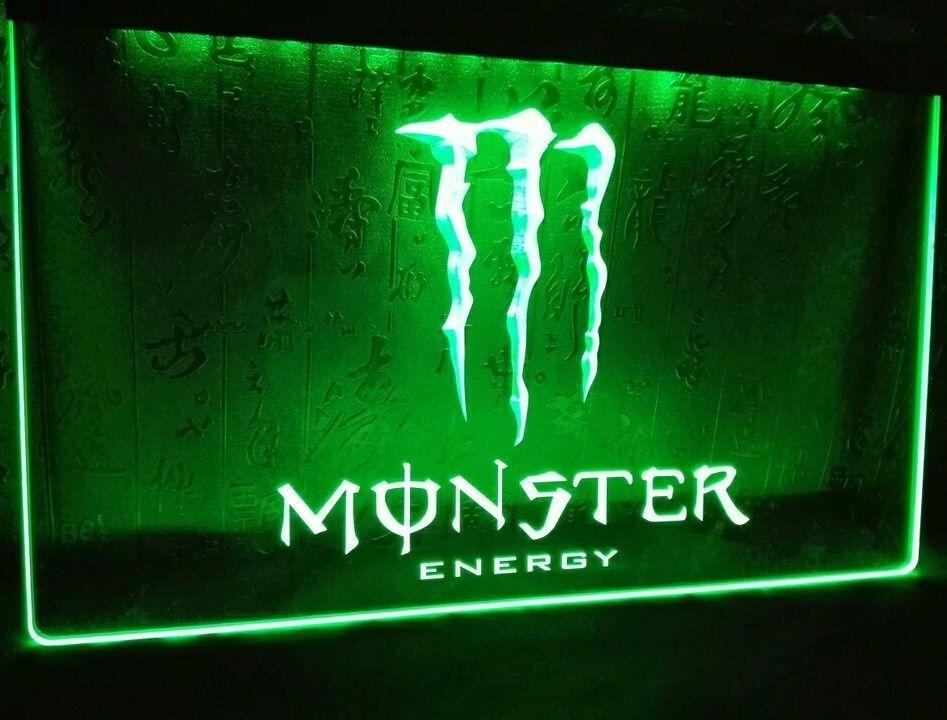 Enseigne lumineuse Monster Energy 40 Nancy (54)