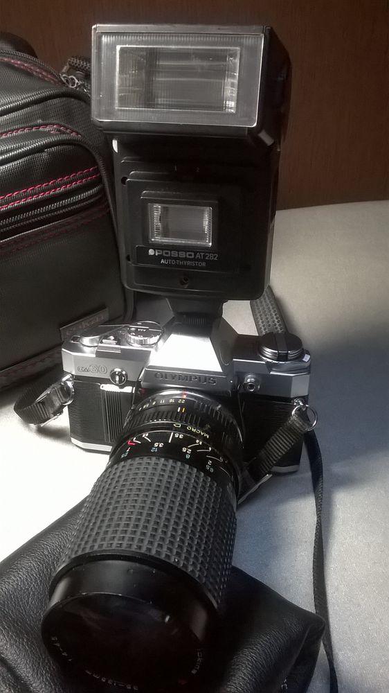 ensemble appareil photo-zoom-flash 40 Pruillé-le-Chétif (72)