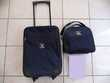 Ensemble 2 bagages Cabine bleu marine - NEUFS Montigny-le-Bretonneux (78)