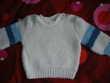 ensemble bébé pantalon + pull 3 euros Vêtements enfants