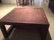 Ensemble buffet + table tv + table basse acacia Meubles