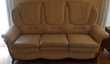 ensemble canapé 3 places + fauteuil 1 place en cuir Vernon (27)