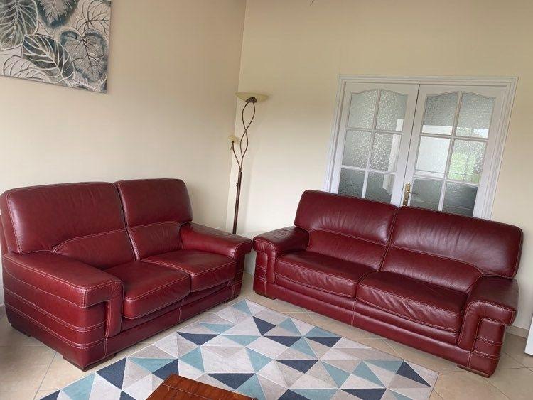 ensemble de canapés pour salon 990 Arques (62)