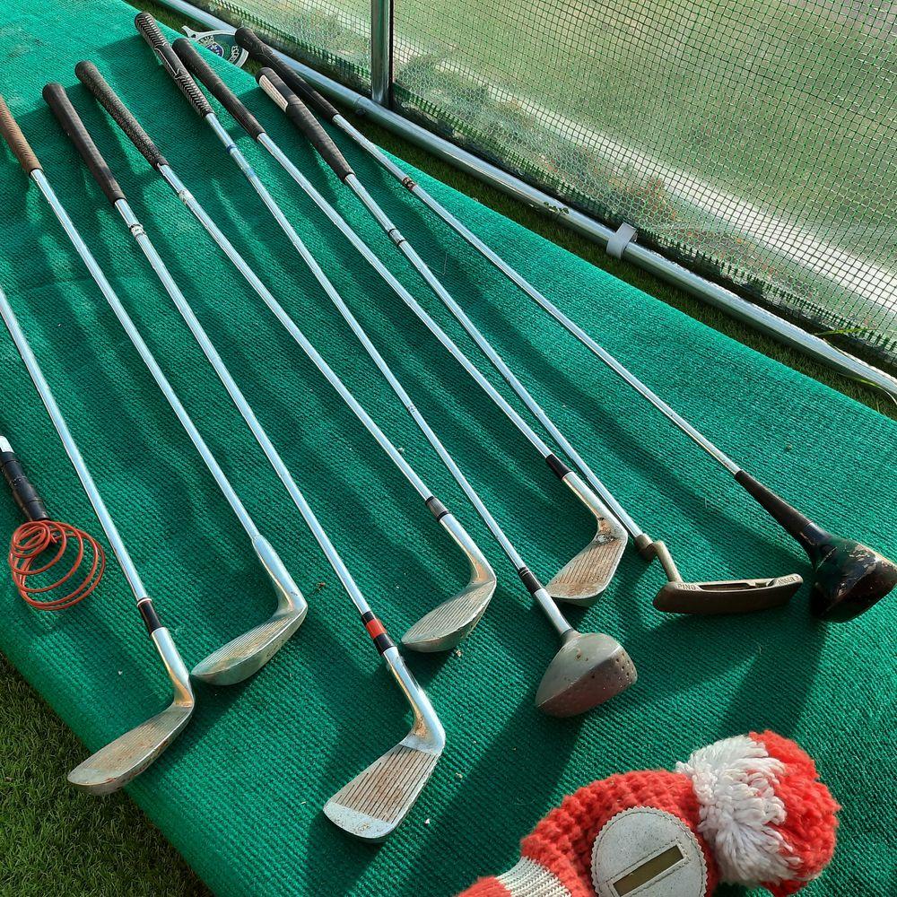 Ensemble de clubs de golf assorties 100 Caugé (27)