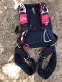 Ensemble complet parachute et voile 0 Saint-Marcel (36)