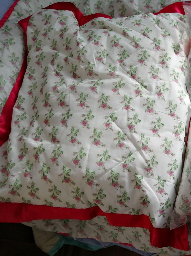 Ensemble dessus de lits, housses coussins et lampes de chevet,  jumelles 140 Albi (81)