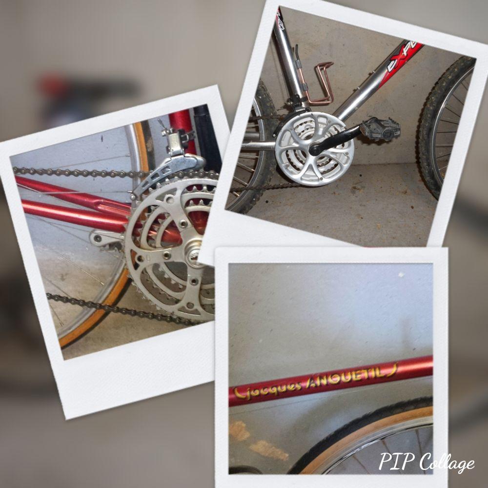 ensemble de deux vélos homme: route et VTT   220 Montpellier (34)