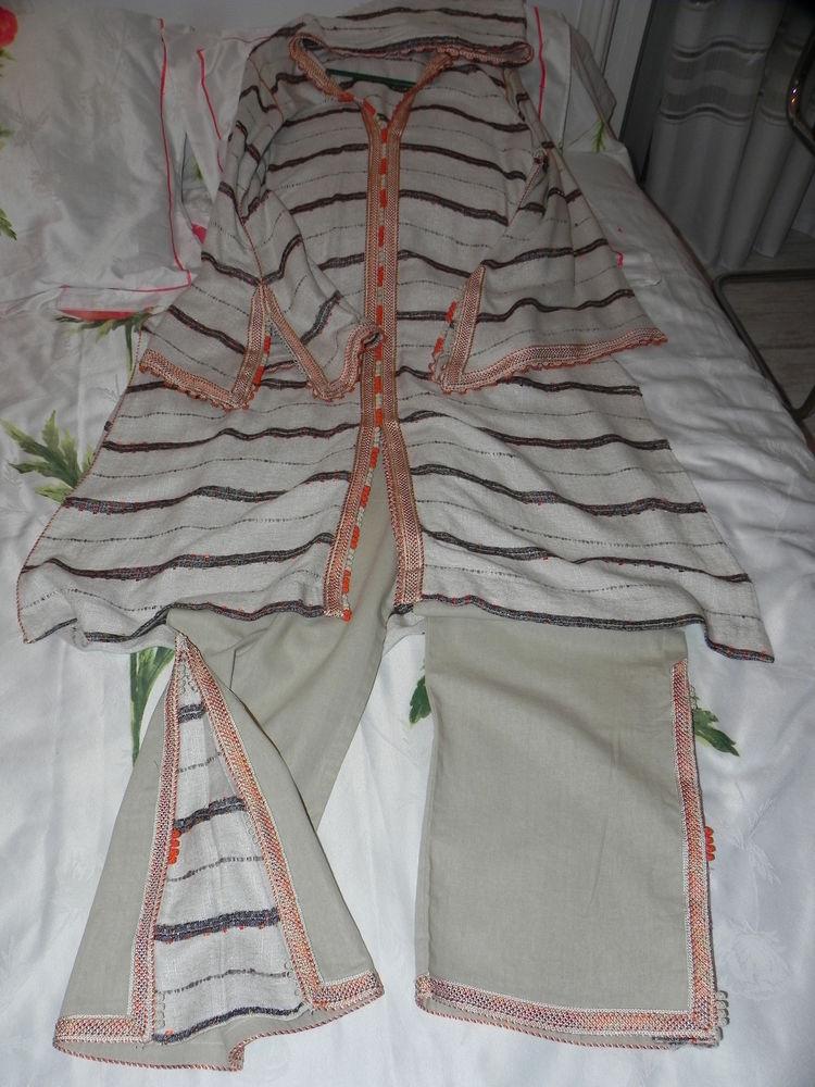 Ensemble Djellaba  pantalon 40 Saint-Étienne (42)
