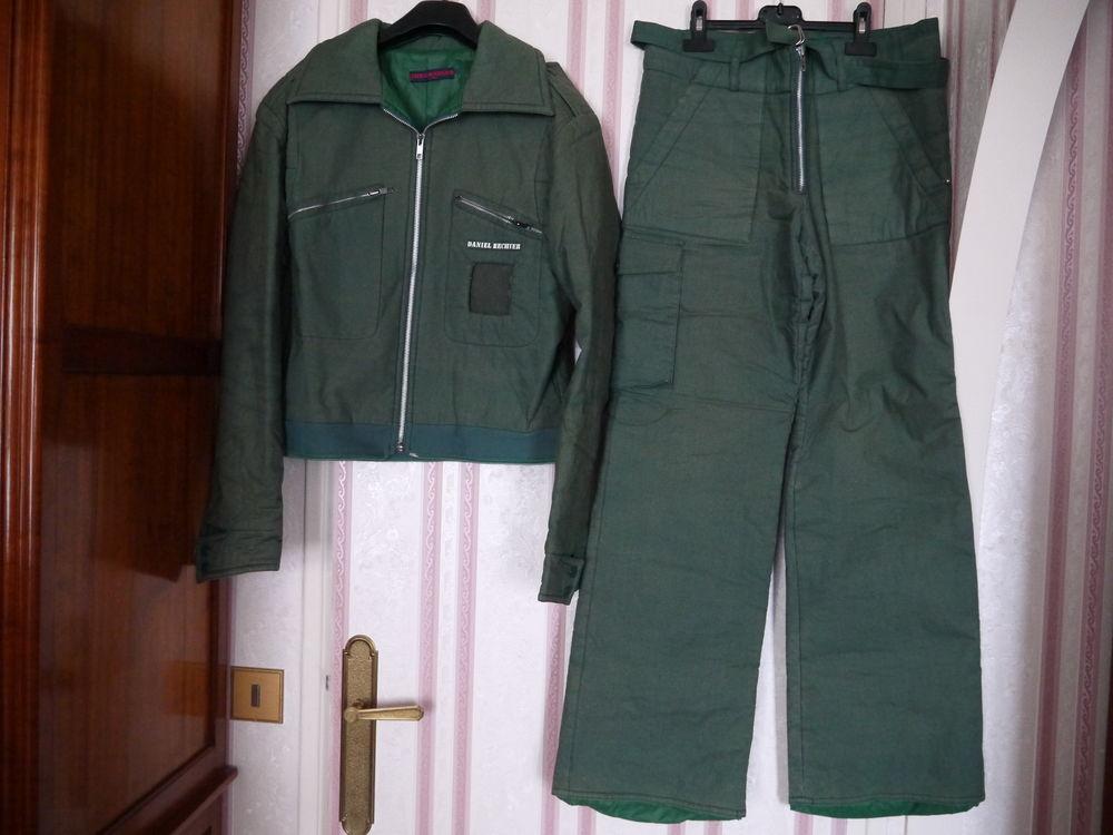 a59ae30d2e0 Ensemble de ski homme daniel hetcher pantalon et veste t.42