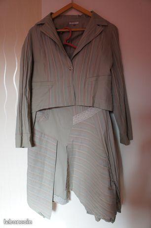 ensemble jupe et veste taille 42/44 PATRICE BREAL 8 Chaumont (52)