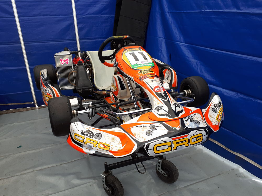 Ensemble Karting Nationale CRG /Rotax 2017/2018 2900 Vauréal (95)