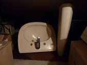 ensemble lavabo, bidet, armoire toilette 25 Ris-Orangis (91)