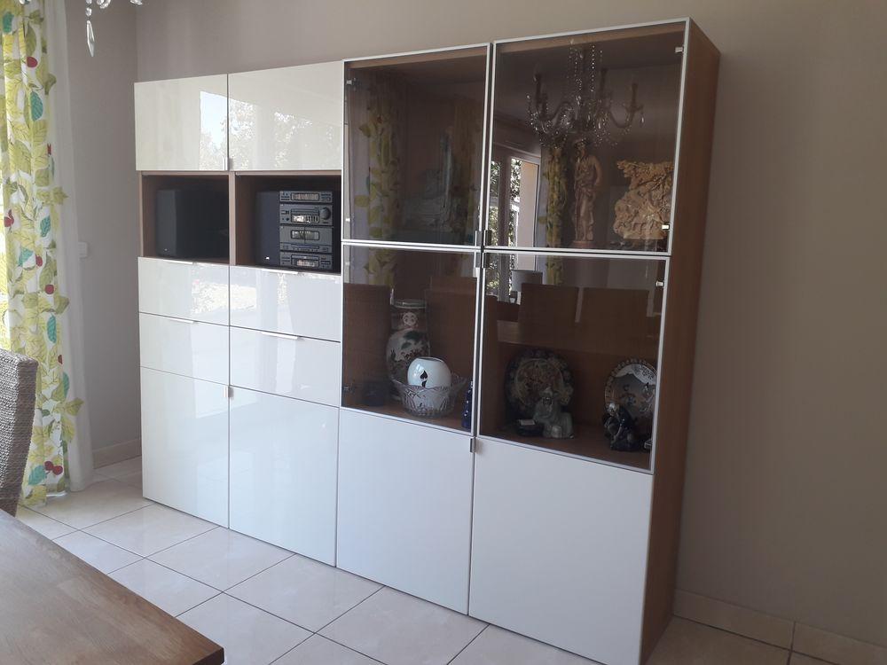 Ensemble living room de meubles modulables
