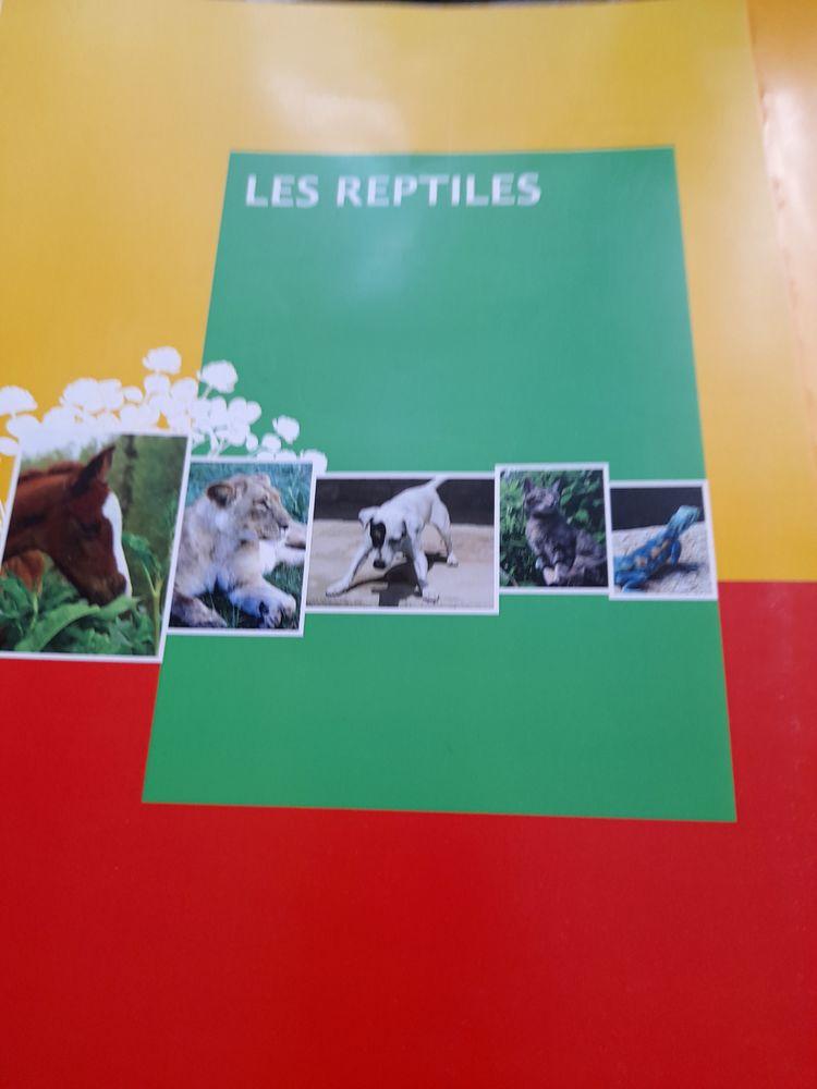 Ensemble de livres sur les animaux. 85 Villeneuve-la-Garenne (92)