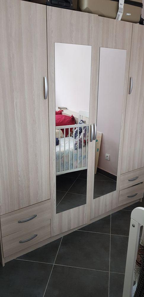 Ensemble meuble chambre 200 Martigues (13)
