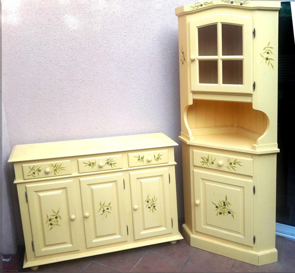ensemble de meubles en bois peint 120 Les Sablettes (83)