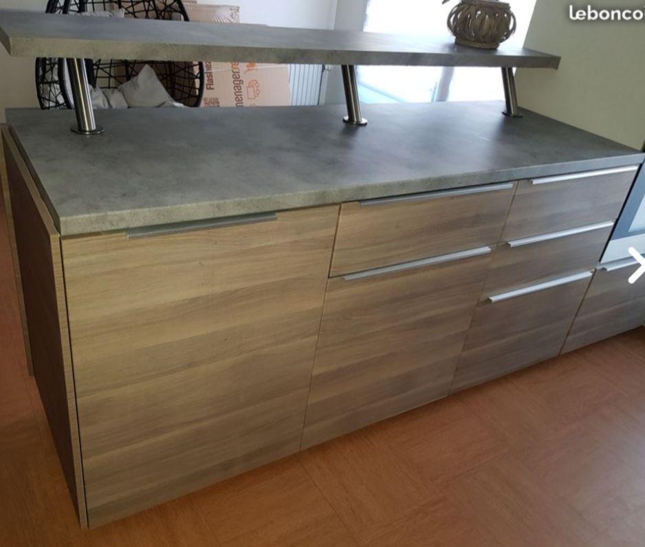 Ensemble de meubles bar - IKEA Brokult  350 Saint-Germain-lès-Corbeil (91)